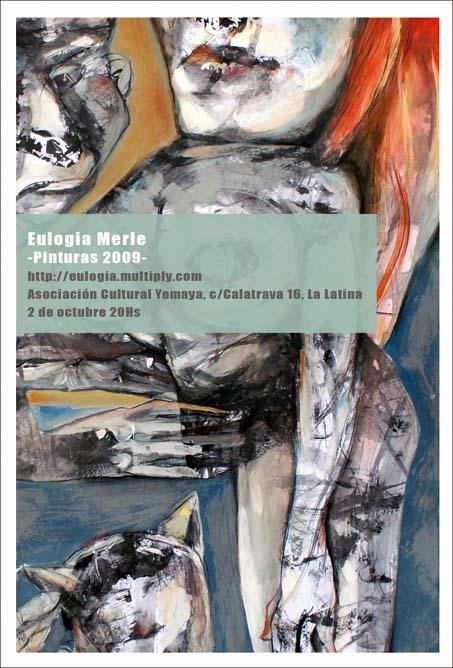 2009 Espacio de arte Yemaya Madrid