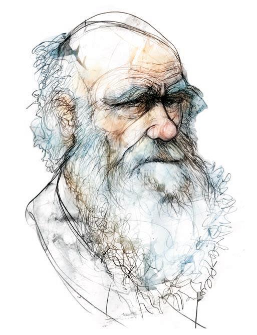 Darwin cientício ciencia