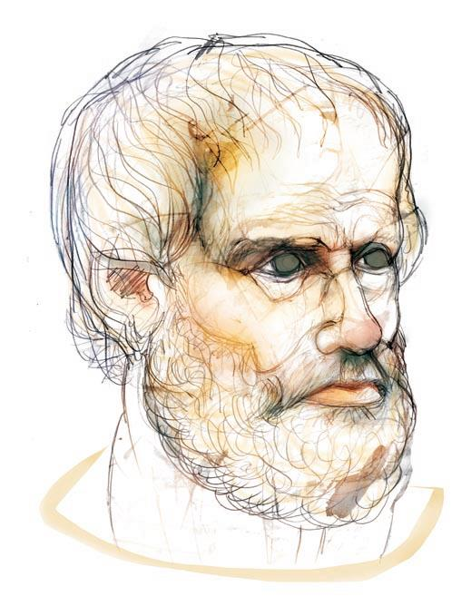 Aristóteles ciencia científico