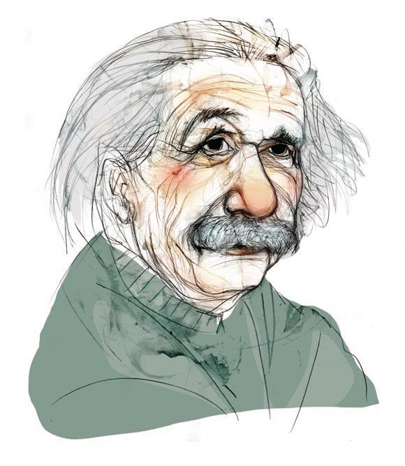 Einstein ciencia científico