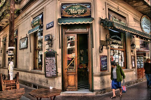 CAFE-MARGOT
