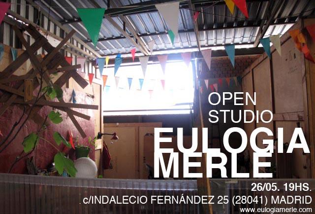 tarjeta open studio EM
