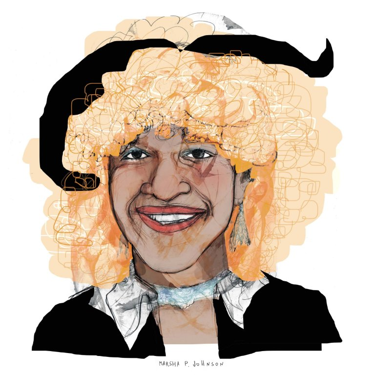 Marsha P Johnson 2