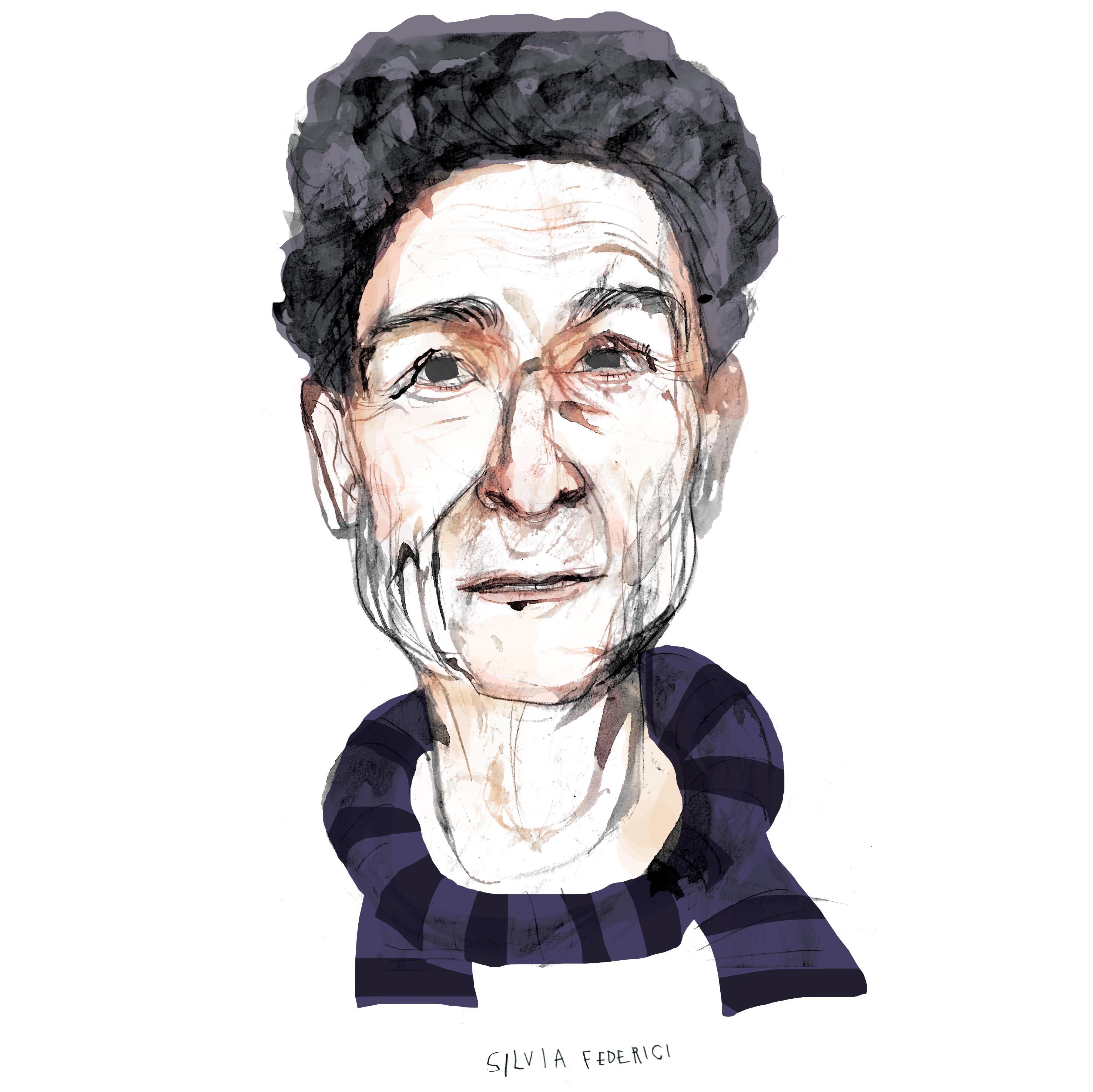 Silvia Federici baja cuadrado